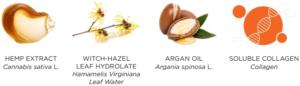 Ingredienti Prodotti Mikka Cbd